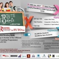 Bring Back Our Reading Culture | Highlights of The Efficient Reading Skills Workshop in FUTO